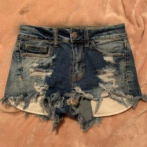 Size 0 American Eagle Shorts